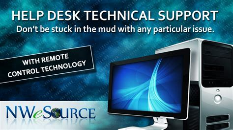 help desk technical support it services nwesource