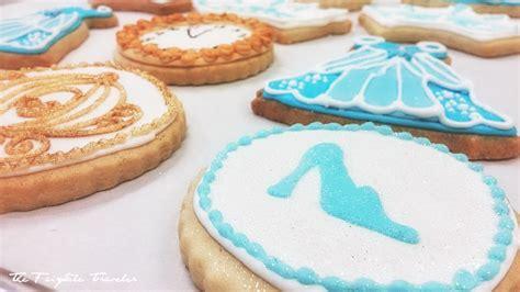 cinderella slipper cookies glass slipper cookies 28 images lizy b bridal shower