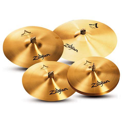 Cymbal Zildjian A391 zildjian a391 cymbal set 14 quot hh 16 quot c 18 quot c 21r 171 becken set