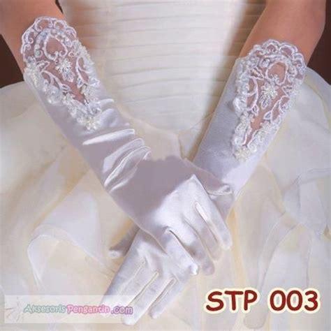 Sarung Tangan Plastik Stp jual sarung tangan pernikahan stp 003 harga murah