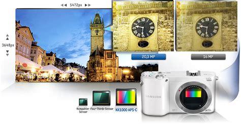 Kamera Samsung Nx1000 Di Indonesia samsung nx1000 systemkamera 3 zoll inkl 20 50mm de kamera