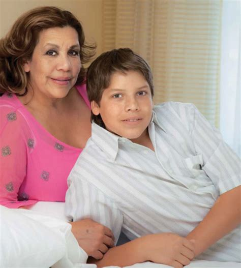 arnold schwarzenegger and mildred baena s lovechild mildred baena talks to hello about and