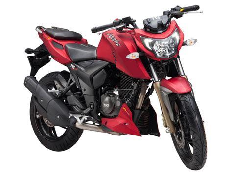 Jual New Tvs Apache Rtr 160 Kaskus by Tvs Apache Rtr 200 Fi Meluncur Di Indonesia Berita