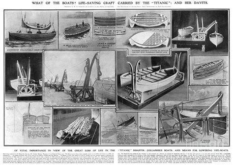 titanic lifeboat for sale titanic lifeboats 1912 photograph by granger