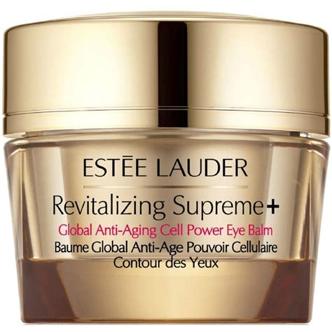 Estee Lauder Revitalizing est 233 e lauder revitalizing supreme global anti aging eye