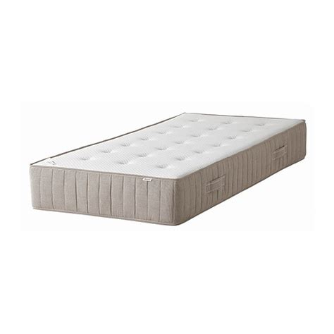 sultan ikea sultan heggedal natural material spring mattress twin ikea