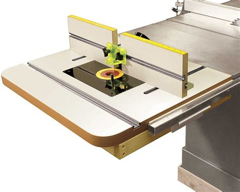 Universal Table Saw Fence by Mlcs 2394 Extension Router Table Top Fence With