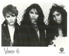 Vanity 6 Pictures Lansure S Music Paraphernalia Vanity Vanity 6 Press Kits