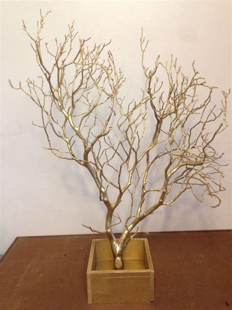 manzanita centerpiece branch 1 piece 20 quot 24 quot with wooden