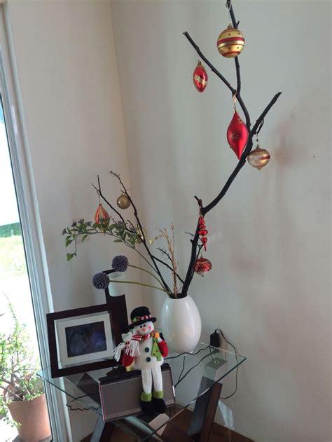 decoracion navide a con ramas mejores 20 im 225 genes de adornos navide 241 os en pinterest