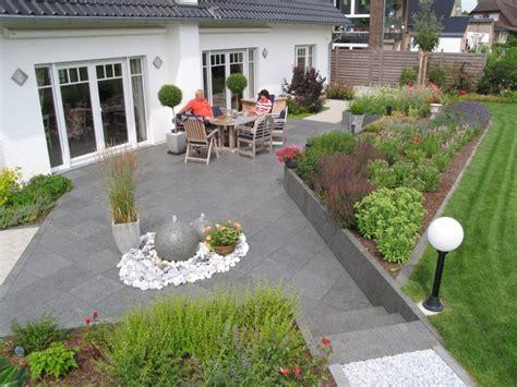 terrassengestaltung beispiele gartengestaltung sch 246 n und pflegeleicht in d 252 sseldorf