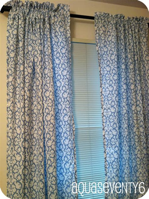 sheets for curtains aqua seventy6 affordable sheets become dream curtains
