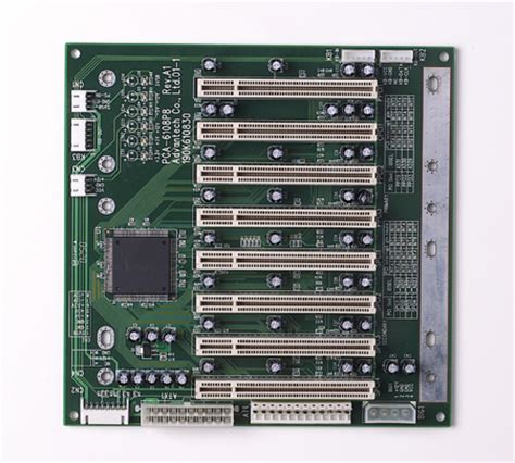 Part Mainboard Pcb Printer Thermal Eppos Ep200 pca 6108p8 0a2e circuit module 8 slot pci bp 8 pci slots rohs