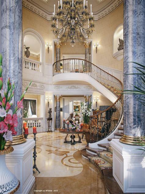 villa de luxe au design d int 233 rieur oriental au qatar