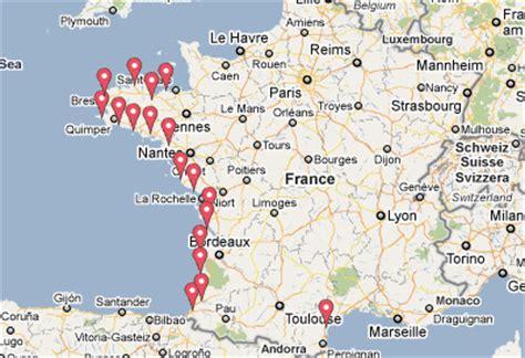 Locations vacances avec Urlaub In France Appartements et maisons de vacances