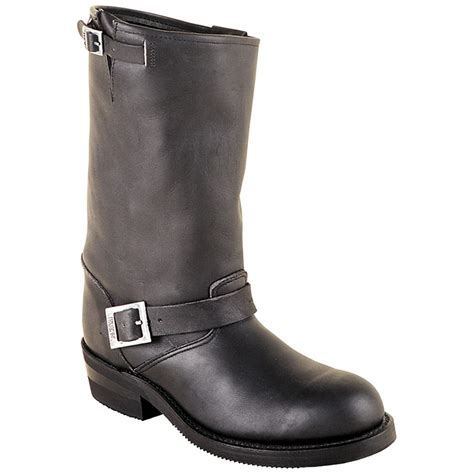 h boots s s 12 quot h 174 engineer boots 133638 motorcycle