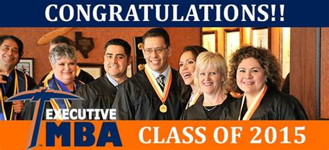 Utep Mba Mpa by Master Of Business Administration Mba Utep Business