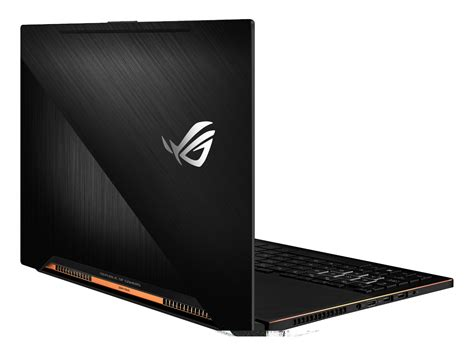 Asus Rog Laptop Canada asus reveals the ultra slim rog zephyrus laptop with gtx 1080 max q