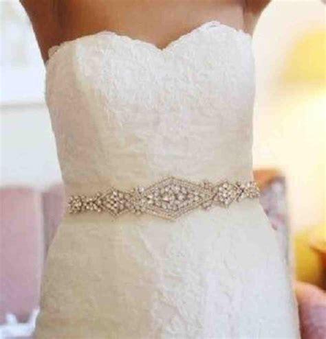 unique wedding dress sashes belts unique dresses to wear