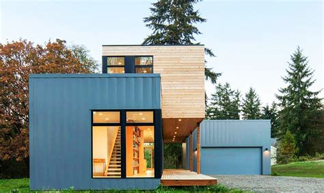 inexpensive modern homes method homes unveils their affordable modular elemental