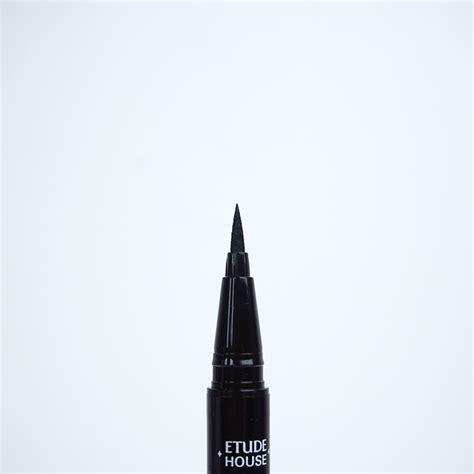 Etude All Day Fix Pen Liner 1 Black etude house all day fix pen liner review