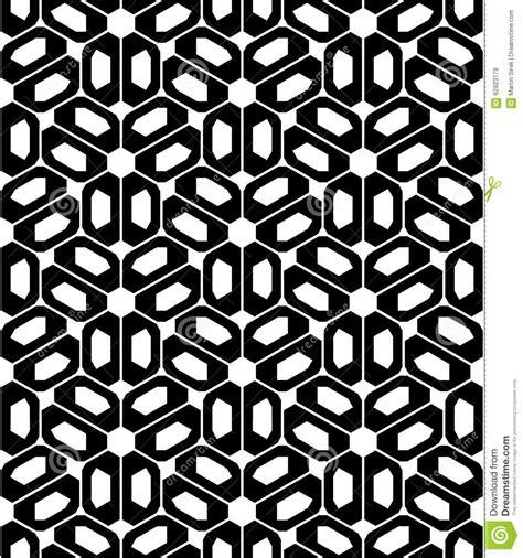 pattern black and white modern vector modern seamless sacred geometry pattern trippy