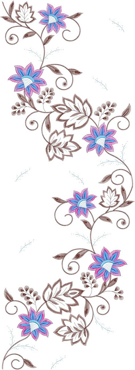 Embroidery Design Kurta | embdesigntube best kurta embroidery designs 2013