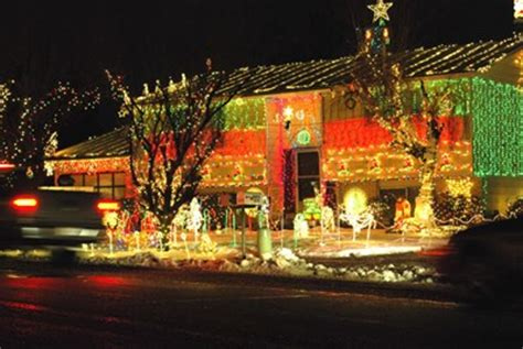 neighborhood christmas lights taylorsville utah holiday