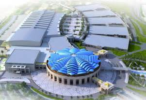 Mall Of The Emirates Floor Plan omran to begin phase 3 of convention amp exhibition center