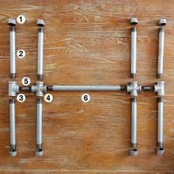 Lowe Kitchen Faucets pipe frame coffee table