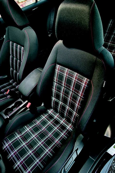 vw gti interior fabric tay