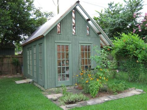 inspiring ideas   beautiful garden shed