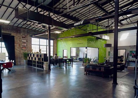 modern industrial office commercial space for rent or lease warehouse office