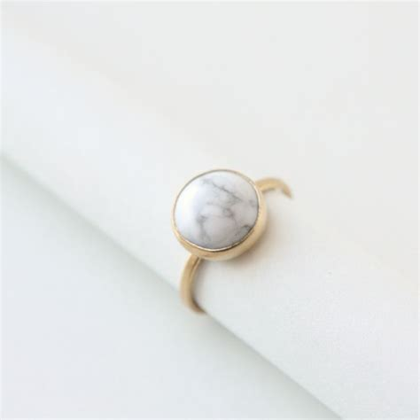Marble Ring best 25 marble jewelry ideas on marble