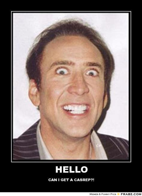 Nicolas Cage Face Meme - hello memes generator image memes at relatably com