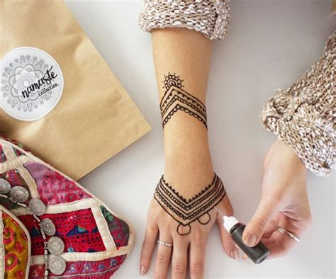 henna tattoo stift 1125 best tattoos images on floral color