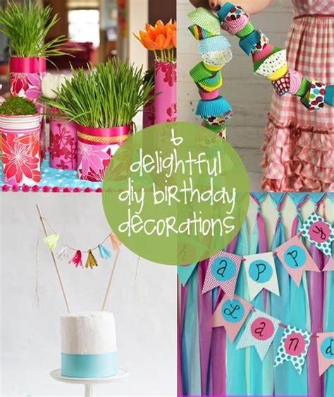 diy birthday decorations creative gift ideas news