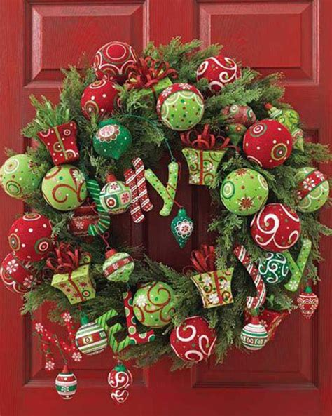 awesome christmas doors decor