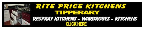 Price Rite Plumbing by Rite Price Kitchens Kitchens In Tipperary Co Tipperary