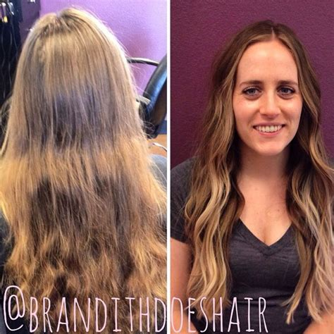 hairstyles after ombre ombre makeover before after hairstyles pinterest ombre