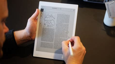 best e ink tablet remarkable e ink tablet review trusted reviews