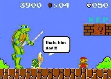 Super Mario Memes - meme ausretrogamer