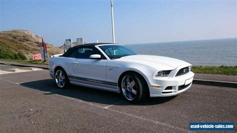 2013 mustang convertible for sale 2013 mustang gtcs convertible for sale autos post
