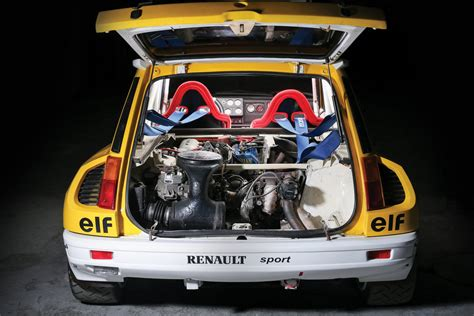 renault turbo 1980 renault 5 turbo