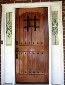 Knotty Alder Front Doors Knotty Alder Door Ideas Modern Front Doors By Eto Doors