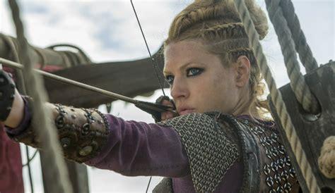 vikings season 4 return will lagertha and aslaug fight