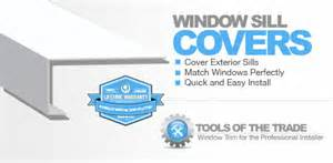 Exterior Window Sill Covers Window Sill Covers Products