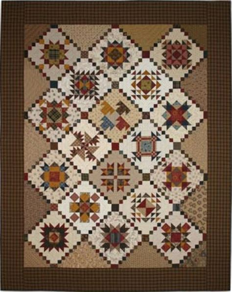 Quilt Patchwork Patterns by 2 Quilt Patterns