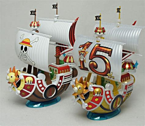 Thousand Luffy Grand Ship 15th Anniversary One Model Kit one thousand tv animation 15th anniversary ver