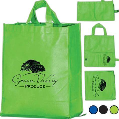 Realtor Giveaways - tsura folding grocery bag non woven promotional tsura folding grocery bag non